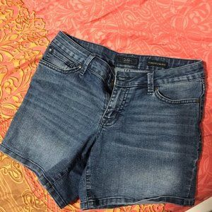 Jessica Simpson Womens Forever Low Rise Shorts 28